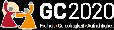 General Congregation 2020 Logo